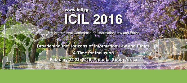 Δημοσίευμα για το 7ο Διεθνές Συνέδριο για το Δίκαιο και τη Δεοντολογία της Πληροφορίας