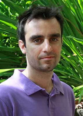 Nikos Koutras as a Postdoctoral Researcher in University of Antwerp in Faculty of Law